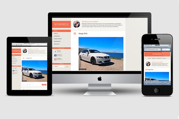 30 Kostenlose Wordpress Themes Fur Responsive Design T3n Digital