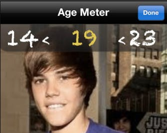 Face.com schätzt dein Alter anhand von Fotos