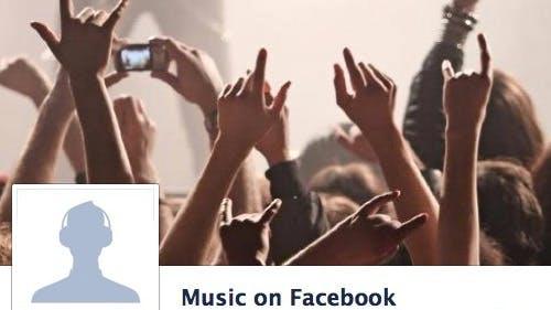 """""""Anhören""""-Button bei Facebook - das Ende für MySpace?"""