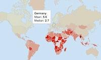 Google-Analytics-Report: Diese Länder haben die schnellsten Websites