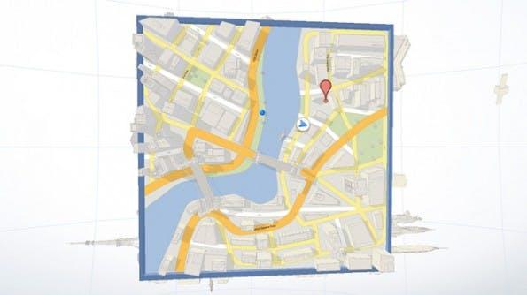"""HTML5-Spiel """"Cube"""": Google Maps in 3D"""