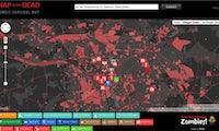Zombie Survival Map hilft beim Überleben in der Postapokalypse
