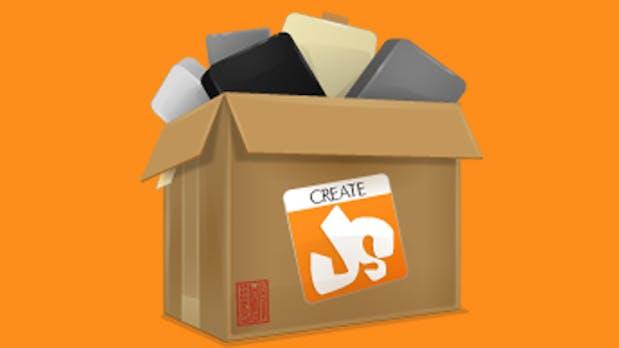 Mit CreateJS interaktive Websites erstellen