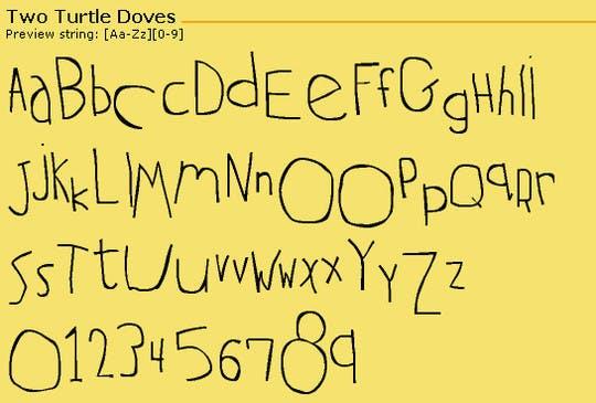 Fonts für Webdesigner