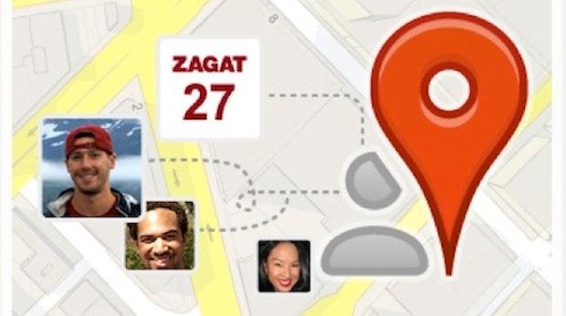 Neu: Google+ Local zeigt dir den Weg zum nächsten Restaurant
