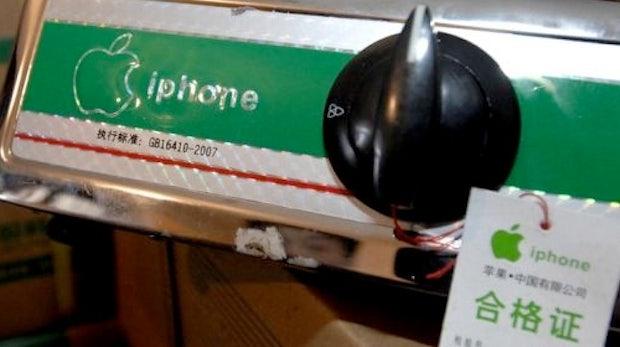 Fake Apple-Produkte: Vom iArm zum iStove