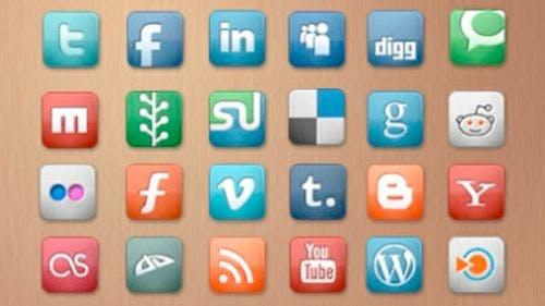 50 kostenlose Icon-Sets für Webdesigner
