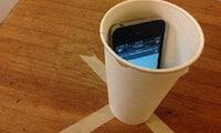 Welche selbstgemachten Verstärker machen dein Smartphone lauter?