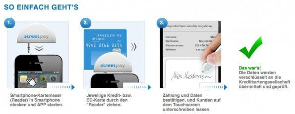 streepay mobile payment -so gehts