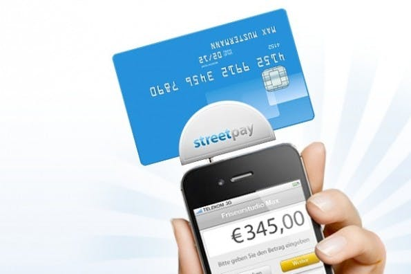 streetpay mobile payment