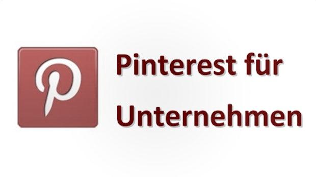 Kostenloser Pinterest-Guide für Unternehmen