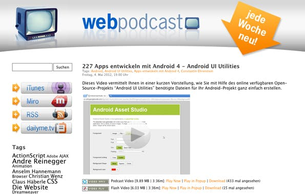 webpodcast
