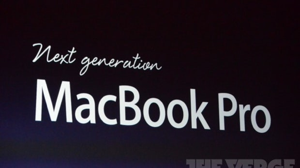 WWDC 2012: Apple bringt ultradünnes neues MacBook Pro mit Retina-Display