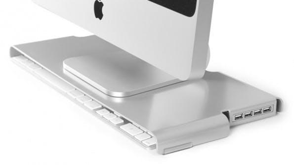 stylisches zubeh r 5 usb hubs im apple design t3n. Black Bedroom Furniture Sets. Home Design Ideas