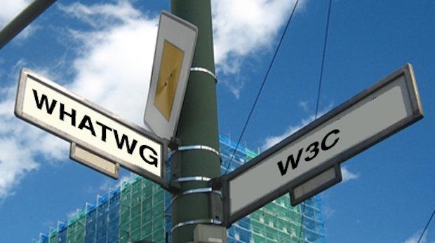HTML5: W3C und WHATWG gehen getrennte Wege