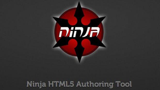 Ninja: Open Source HTML5 Authoring- und Animation-Tool