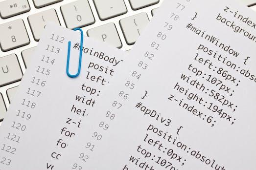 CSS: Mit Pseudoelementen komplexe Formen erzeugen