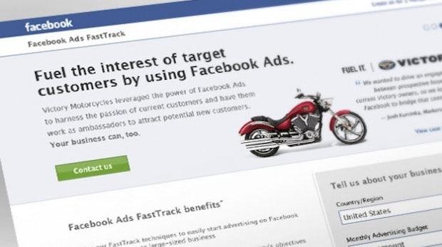 Facebook testet bezahlte Ergebnisse in den Suchvorschlägen