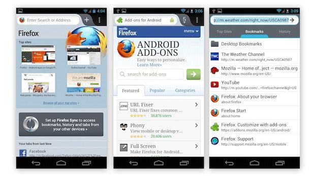 Die besten Browser für Android kurz vorgestellt