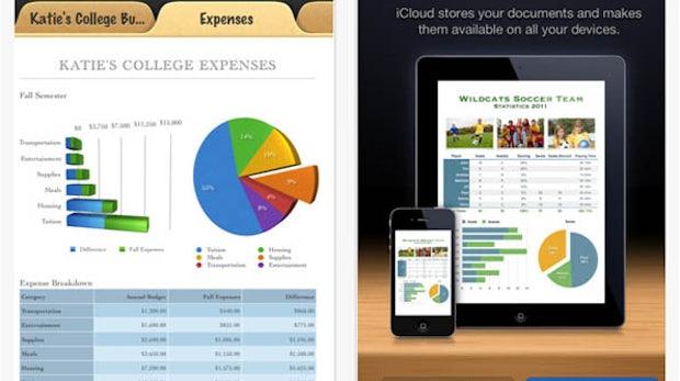Cloud-Sync und mehr: Apple bringt Updates für iWork, Podcasts und iTunes U für iOS