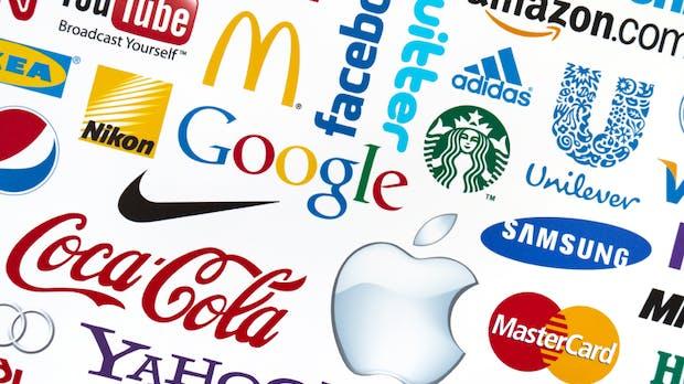 So viel sind die Marken Google, Apple und Amazon wert