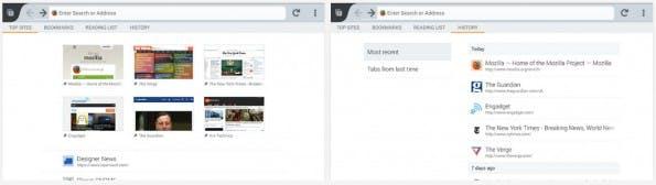 Mozilla: Auch Firefox gehört nicht nur auf dem Desktop zu den besten Browsern. (Screenshot: Play-Store)