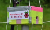 Raspberry Pi (fast) im Weltraum