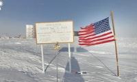 Google Street View jetzt auch am Südpol