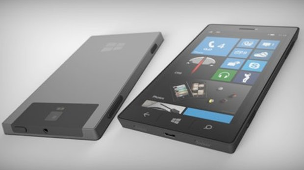 Surface Phone mit Windows Phone 8 – so könnte es aussehen