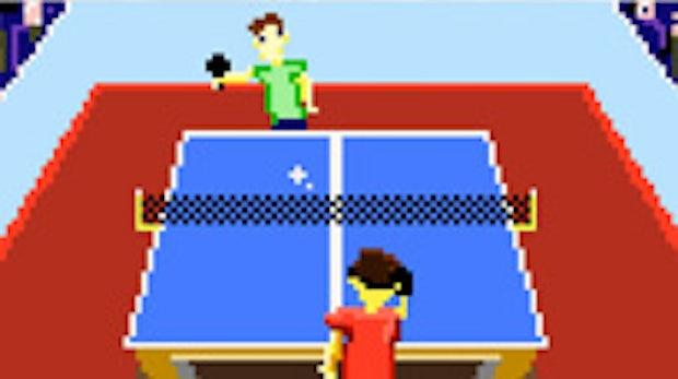 Olympische Spiele im 8-bit-Stil