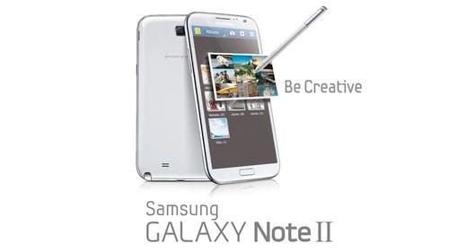 Samsung Galaxy Note 2 mit 5,5 Zoll-HD-Screen und Quad-Core-Prozessor ist offiziell