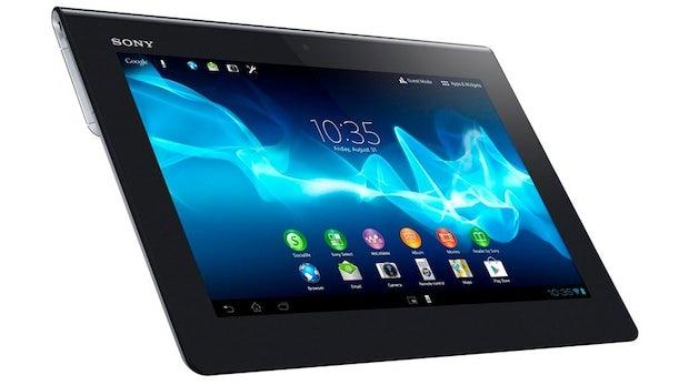 Sony Xperia Tablet S: 9