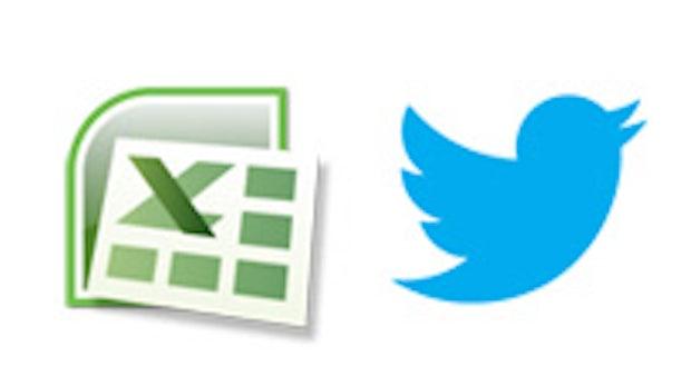 NitroBird: Twitter mit Excel verbinden