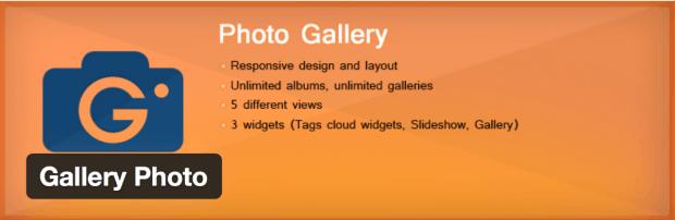 Gallery Photo für WordPress