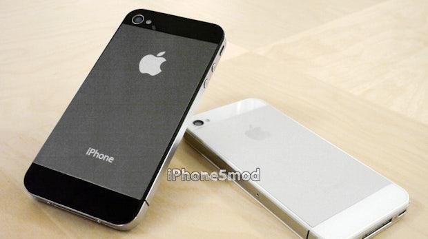 Lass dein iPhone 4S wie ein iPhone 5 aussehen