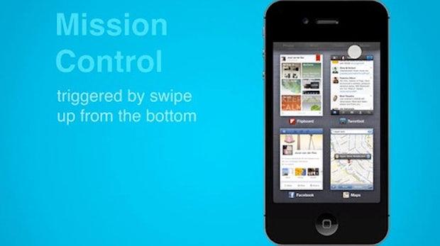 iOS 6-Konzept: So hätte Apples mobiles OS aussehen können [Video]