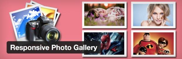 Das WordPress-Plugin Responsive Photo Gallery