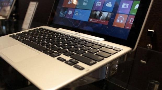 Ativ Smart PC – Samsungs neue Windows 8-Notebook-Convertibles [Hands-On]