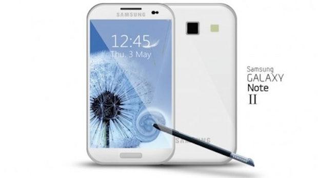 Galaxy Note 2 – Samsung bestätigt Präsentationstermin in Berlin