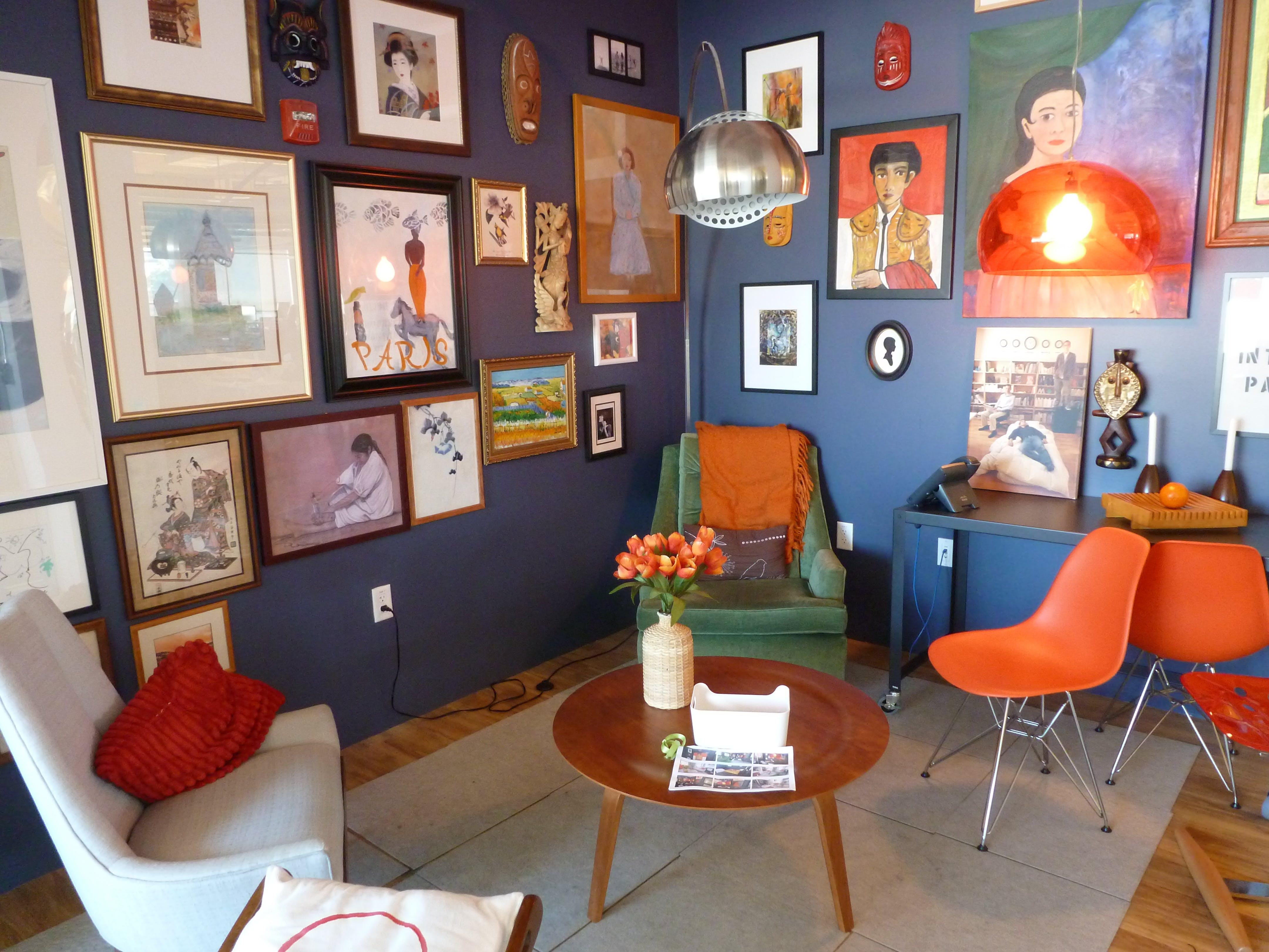 Hausbesuch bei Airbnb: Flipper, Laufband, Wohn-Pilz [Bildergalerie]