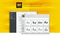 Über 500 kostenlose Schriftarten: Adobe öffnet Fonts-Bibliothek