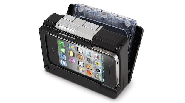 So könnt ihr alte Audiokassetten aufs iPhone überspielen [Gadget-Fundstück]