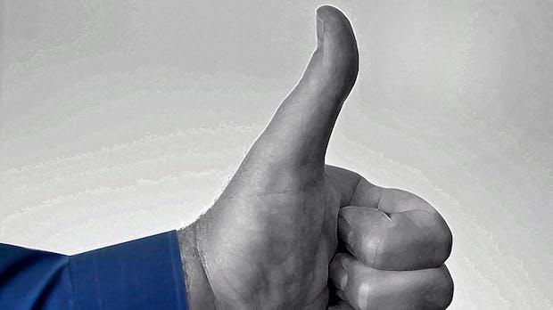 Facebook: Zeig mir deine Likes und ich sage dir, wer du bist