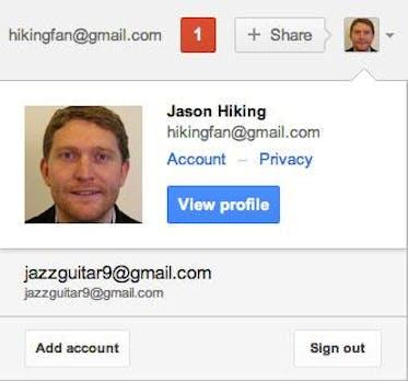 """Genervt von Account-Wechseln? So einfach funktioniert Googles """"Multiple Sign-In"""""""