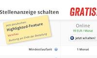 t3n Jobbörse: Jetzt gratis Stellenanzeige für Marketing & PR aufgeben