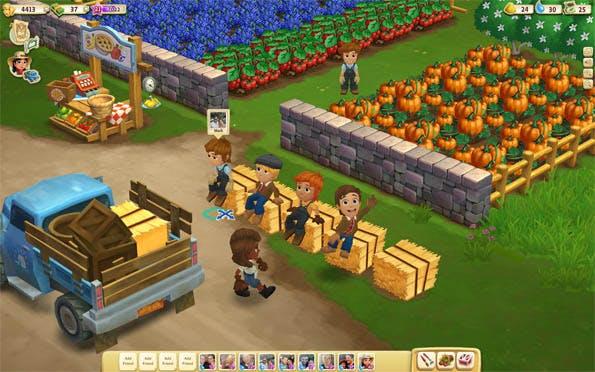 Neue Ernte für Zynga: Farmville 2 ist da