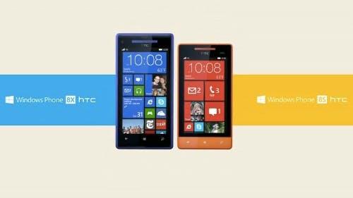 Windows Phone 8X und 8S – HTC präsentiert sein Windows-Phone-8-Portfolio