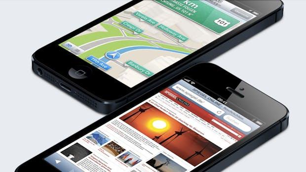iOS 6 soll um 19 Uhr deutscher Zeit kommen