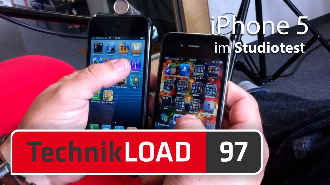 iPhone 5 im Test [TechnikLOAD 97]