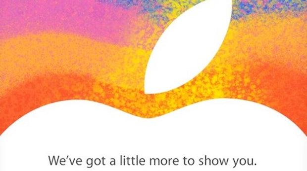 Apple-Event: Was Apple außer dem iPad mini noch präsentieren könnte